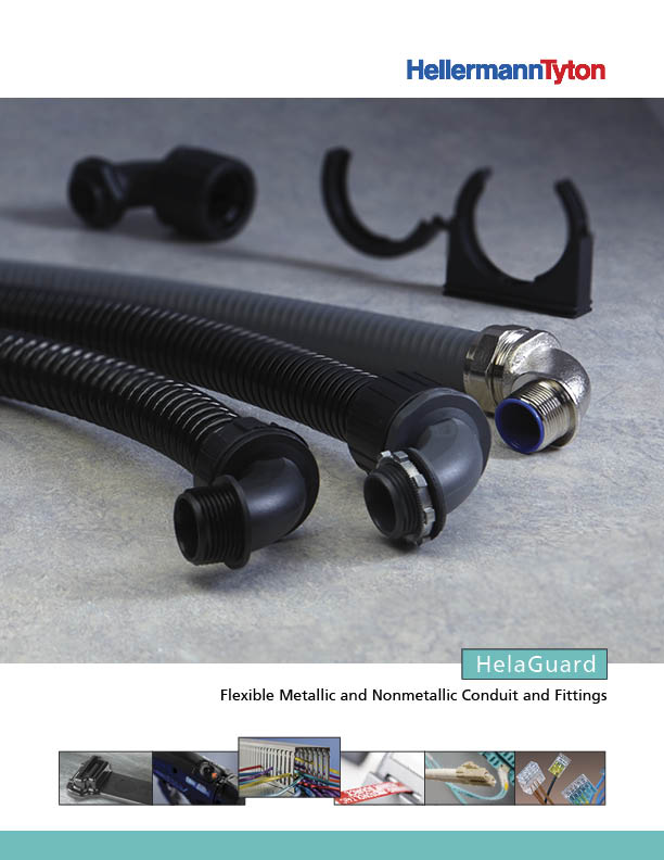 HelaGuard Flexible Conduit and Fittings