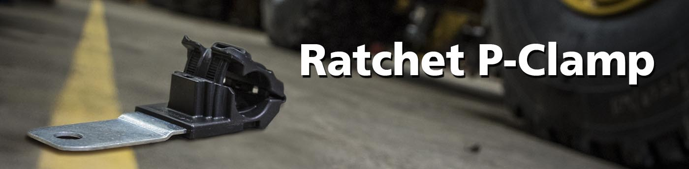 Ratchet P Clamp