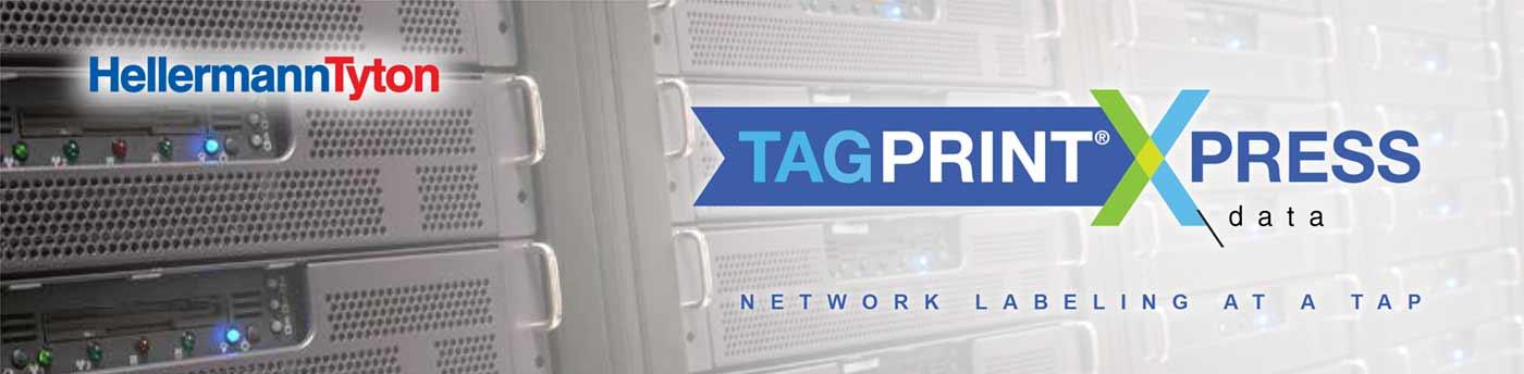 TagPrint Xpress Data banner